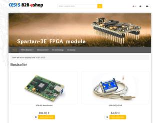 cesys-shop.com screenshot