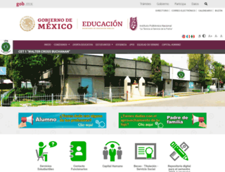 cet1.ipn.mx screenshot