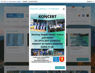 cetik.stronie.pl screenshot