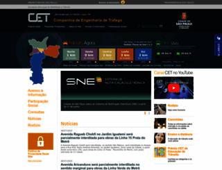 cetsp.com.br screenshot