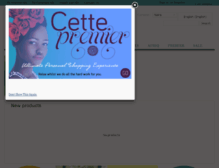 cetteonline.com screenshot