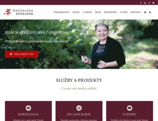 cevelova.cz screenshot