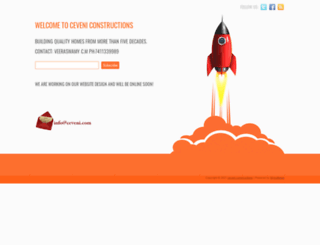 ceveni.com screenshot