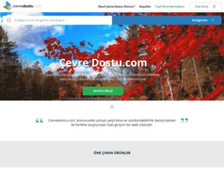 cevredostu.com screenshot