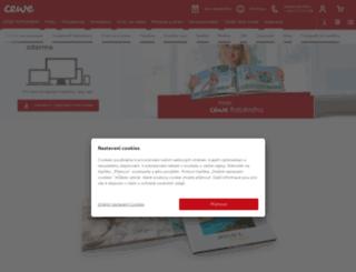 cewecolor.cz screenshot