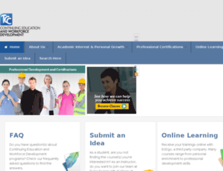 cewfd.tulsacc.edu screenshot
