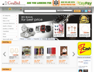 ceybid.com screenshot
