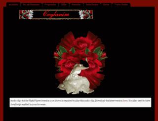 ceylanim.net screenshot