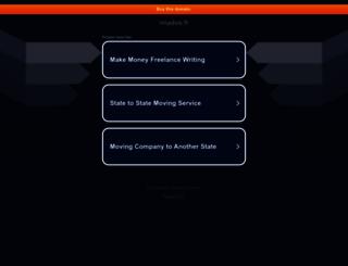 cf.imados.fr screenshot