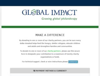 cfc-care.charity.org screenshot