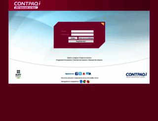 cfdi.com.mx screenshot