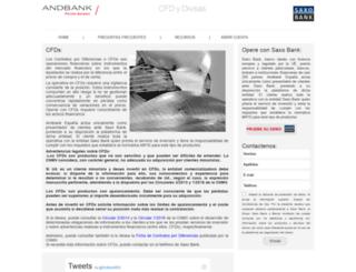 cfdsydivisas.com screenshot