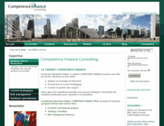 cfinanceconsulting.com screenshot