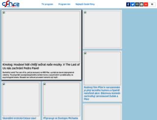 cfn.cz screenshot