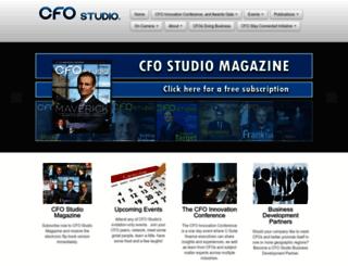 cfostudio.com screenshot