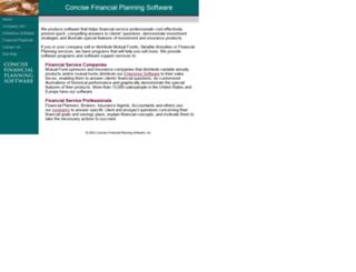 cfpsoft.com screenshot