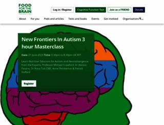 cft3.foodforthebrain.org screenshot