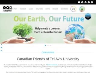 cftau.ca screenshot