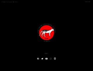 cfz.org.uk screenshot