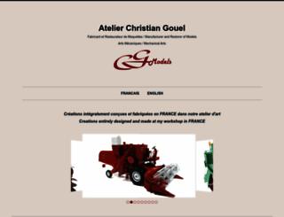 cg-models.com screenshot