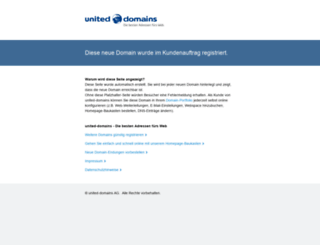 cg-user.de screenshot