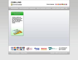 cgbilling2.com screenshot
