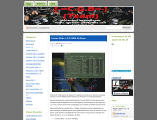 cgbteam.wordpress.com screenshot