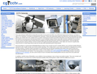 cgcctv.com screenshot