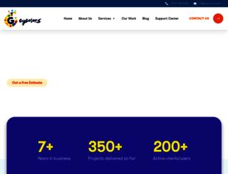 cgcolors.com screenshot