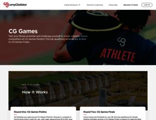 cggames.com screenshot