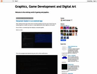 cglabprojects.blogspot.in screenshot