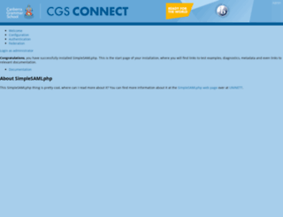 cgs-login.cloudworkengine.net screenshot