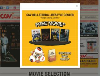 cgvblitz.com screenshot
