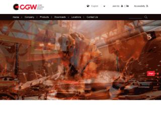 cgwheels.com screenshot
