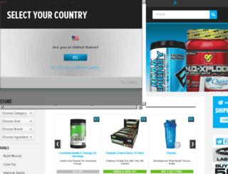 ch.bodybuilding.com screenshot