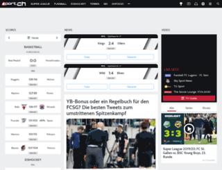 ch.sportalsports.com screenshot