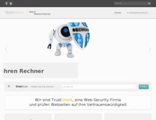 ch.trustcheck.net screenshot
