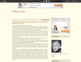 chaba.over-blog.es screenshot