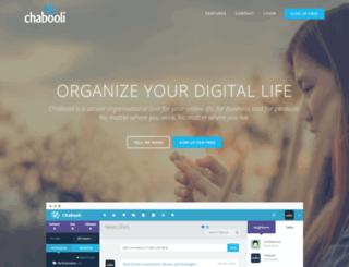 chabooli.com screenshot