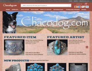 chacodog.com screenshot