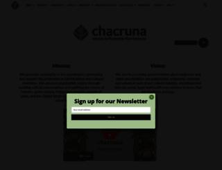 chacruna.net screenshot
