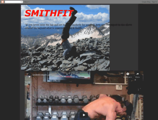 chadsmithcrossfit.blogspot.com screenshot