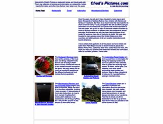 chadspictures.com screenshot
