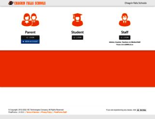 chagrinfalls.finalforms.com screenshot