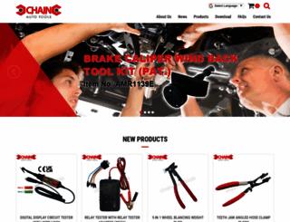 chain-auto-tools.com screenshot