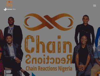 chainreactionsng.com screenshot
