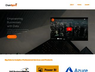 chainspirit.com screenshot