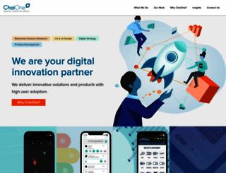 chaione.com screenshot