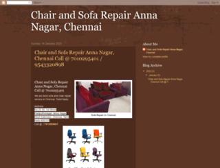 chairandsofarepairchennai.blogspot.com screenshot