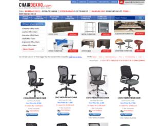 chairdekho.com screenshot